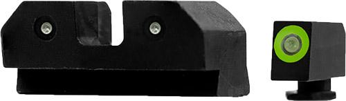 XS Sights  RAM  Glock 17,19,22-24,26-27,31-36,38 Tritium Front Green Green Tritium