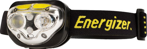 ENERGIZER VISION ULTRA HD HEADLAMP 450 LUMENS W/AAA BATT