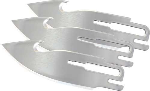 Havalon Talon Hunt Gut Hook Blade  <br>  Replacement Blade 3 pk.