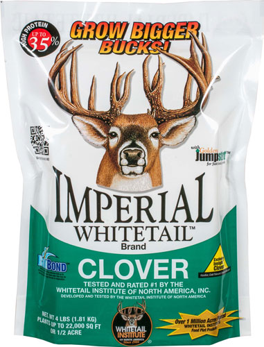 Whitetail Institute Imperial Clover Seed  <br>  2 lbs.