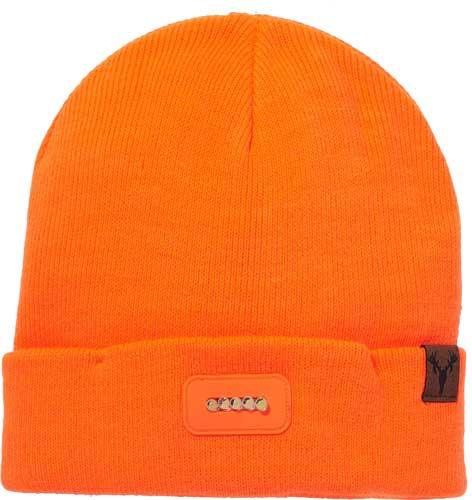 Hot Shot Bolt Beanie  <br>  Blaze Orange