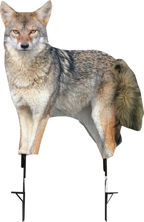 Montana Decoy Song Dog Coyote Decoy  <br>