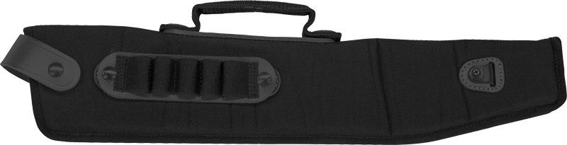 DeSantis Gunhide M92BJG2Z0 Kurz Shotgun Case Black Nylon 14