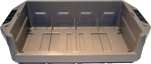 MTM AMMO CAN TRAY FOR 4 .30CAL METAL AMMO CANS FLAT DARK ERTH