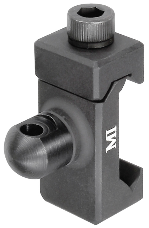 MI FRONT SLING ADAPTER W/STUD FOR PICATINNY RAILS
