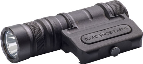CLOUD DEFENSIVE OWL WEAPON LIGHT BLACK W/CHARGER & BTTRYS