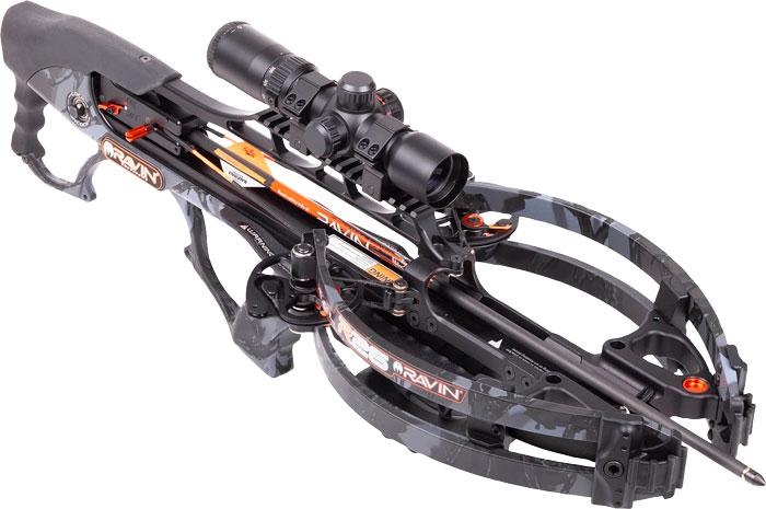 Ravin R26 Crossbow Package  <br>  Predator Dusk Grey