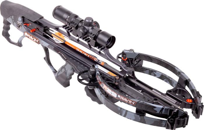 Ravin R29 Crossbow Package  <br>  Predator Dusk Grey