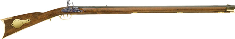 Traditions R2030 Deluxe Kentucky Rifle Select Hardwood Flint with