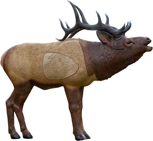 Rinehart 1/3 Scale Woodland Elk Target  <br>