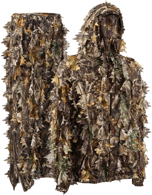 TITAN LEAFY SUIT REAL TREE EDG L/XL PANTS/TOP
