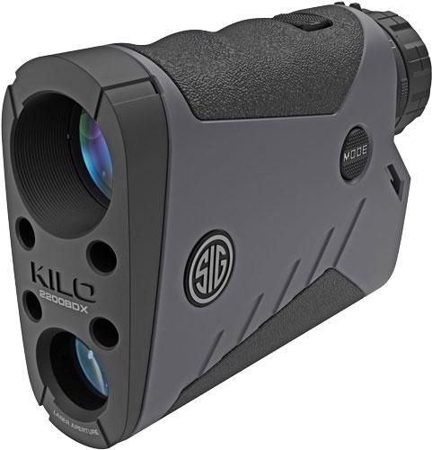 SigSauer KILO 2200 BDX Rangefinder  <br>  Graphite