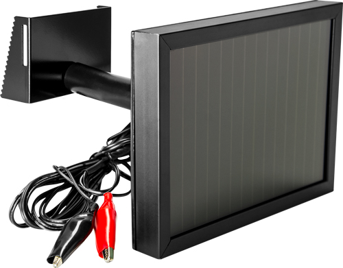 SPYPOINT SOLAR PANEL WORKS W/ ANY 12V BATTERY