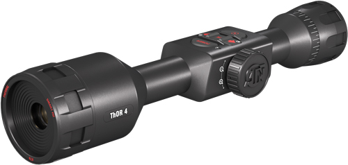 ATN THOR 4 2-8X THERMAL RFL SCP W/FULL HD VIDEO REC & WIFI