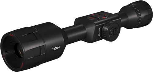ATN THOR 4 2.5-25X THERMAL RFL SCP W/FULL HD VIDEO REC & WIFI