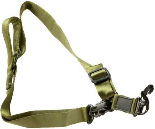 JE SLING QUICK DRAW 1/2 POINT GREEN