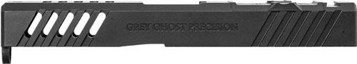 GREY GHOST PREC GLOCK 19 SLIDE GEN 3 V1 W/PRO CUT BLACK